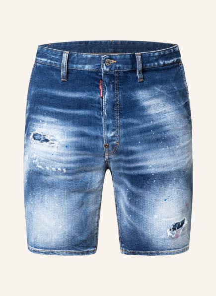 DSQUARED2 Jeans-Shorts MARINE, Farbe: 470 NAVY BLUE (Bild 1)