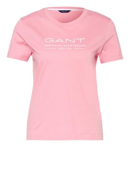 GANT T-Shirt , Farbe: ROSA (Bild 1)