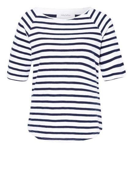 darling harbour T-Shirt , Farbe: WEISS/ DUNKELBLAU (Bild 1)
