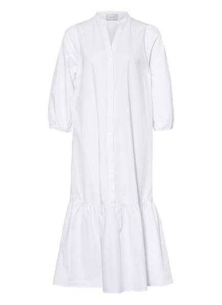 NEO NOIR Kleid DINGO mit 3/4-Arm, Farbe: WEISS (Bild 1)