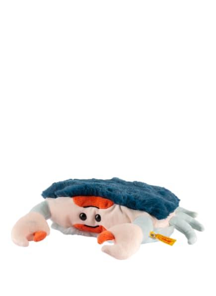 Steiff Krabbe-Kuscheltier CURBY, Farbe: HELLBLAU/ PETROL/ NUDE (Bild 1)