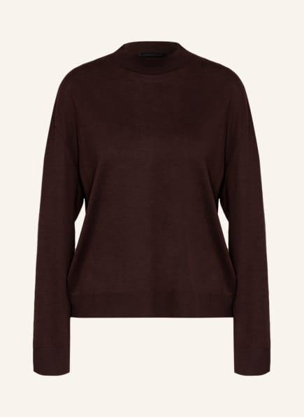 DRYKORN Pullover BIRINI, Farbe: DUNKELBRAUN (Bild 1)
