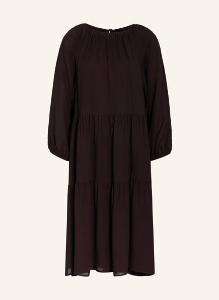 DRYKORN Kleid TIIA , Farbe: DUNKELBRAUN (Bild 1)