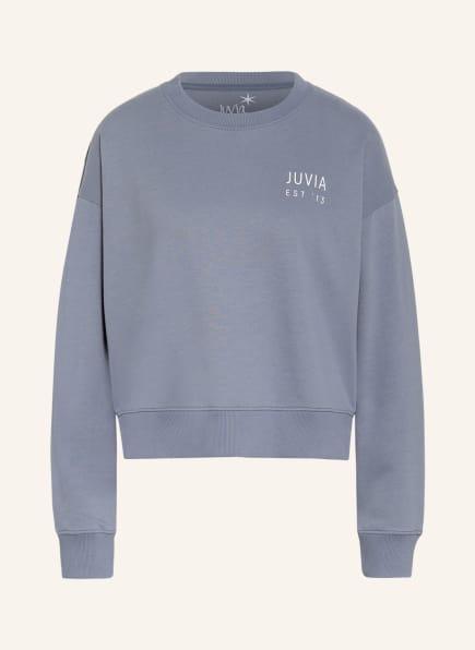 Juvia Sweatshirt , Farbe: BLAUGRAU (Bild 1)