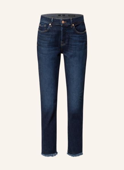7 for all mankind 7/8-Jeans ASHER, Farbe: CHARISMA LUXE VINTAGE VH DARK BLUE (Bild 1)