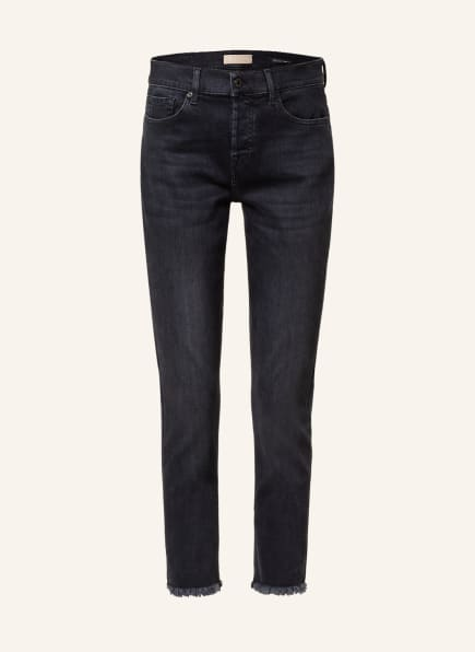 7 for all mankind 7/8-Jeans ASHER , Farbe: ANY TIME LUXE VINTAGE AN BLACK (Bild 1)