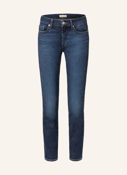7 for all mankind 7/8-Jeans PYPER CROP, Farbe: EMPOWER SLIM ILLUSION EP DARK BLUE (Bild 1)