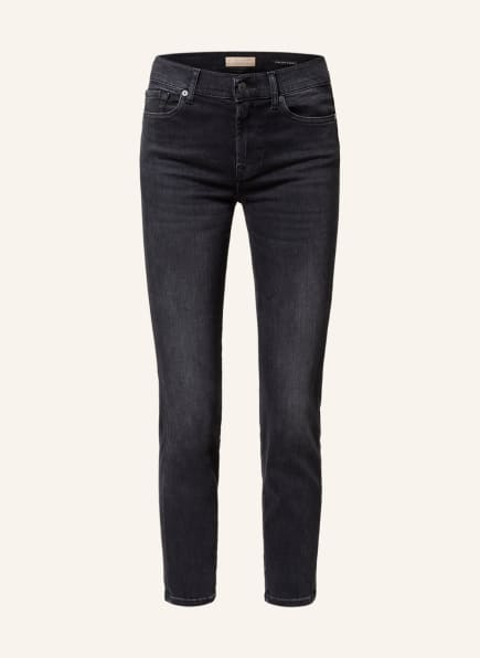 7 for all mankind 7/8-Jeans ROXANNE ANKLE, Farbe: ANY TIME LUXE VINTAGE AN BLACK (Bild 1)