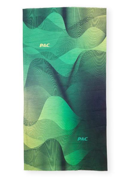 P.A.C. Multifunktionstuch ANTI MOSQUITO, Farbe: GRÜN/ HELLGRÜN/ DUNKELGRÜN (Bild 1)