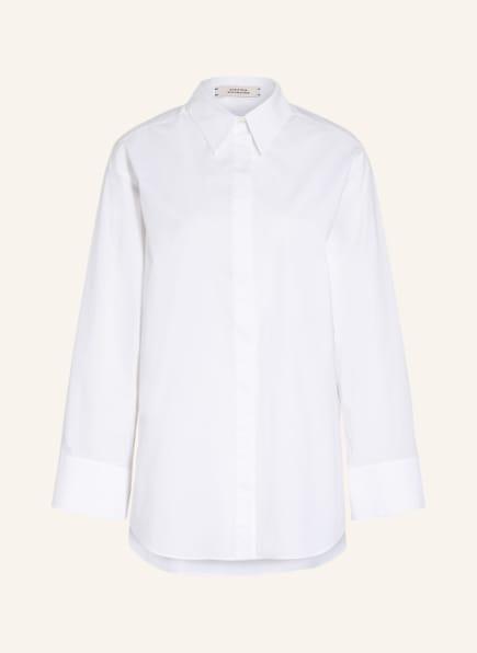 DOROTHEE SCHUMACHER Hemdbluse, Farbe: WEISS (Bild 1)