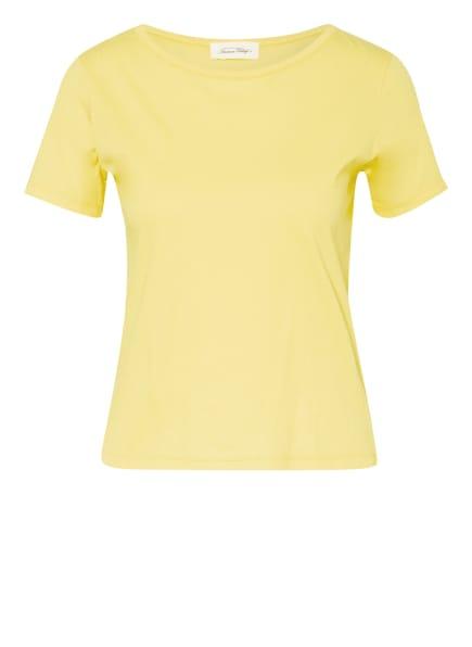 American Vintage T-Shirt , Farbe: GELB (Bild 1)