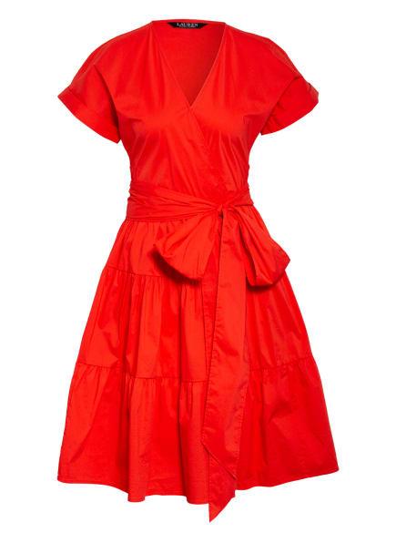 LAUREN RALPH LAUREN Kleid, Farbe: ROT (Bild 1)