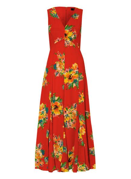 LAUREN RALPH LAUREN Kleid, Farbe: ROT/ GELB/ GRÜN (Bild 1)