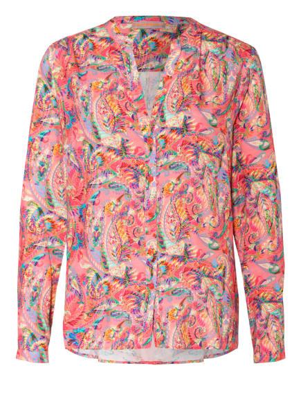 FRIEDA&FREDDIES Bluse , Farbe: ROSA/ BLAU/ NEONBLAU (Bild 1)