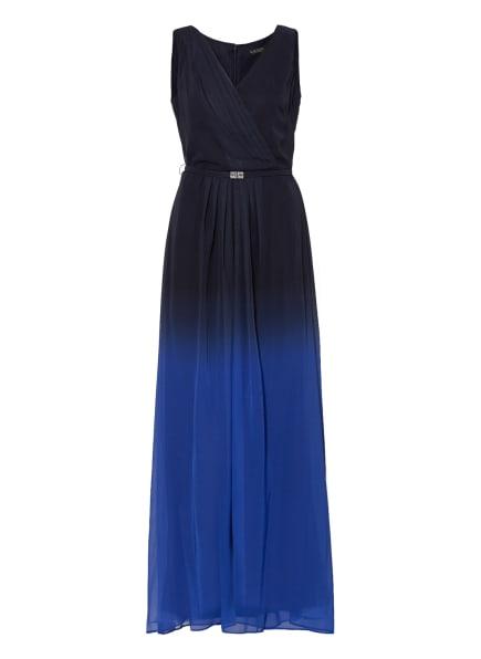 LAUREN RALPH LAUREN Abendkleid, Farbe: DUNKELBLAU/ BLAU (Bild 1)