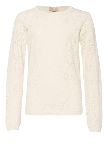 GUCCI Pullover, Farbe: ECRU (Bild 1)