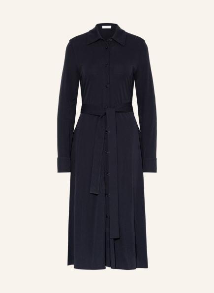 BOSS Hemdblusenkleid EUBANA, Farbe: DUNKELBLAU (Bild 1)