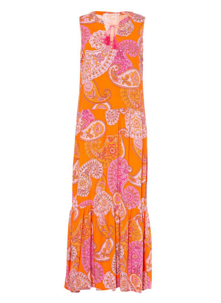 LIEBLINGSSTÜCK Kleid ROMEA, Farbe: ORANGE/ ROSA/ HELLROSA (Bild 1)
