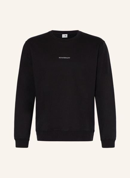 NN07 Sweatshirt BARROW, Farbe: SCHWARZ (Bild 1)