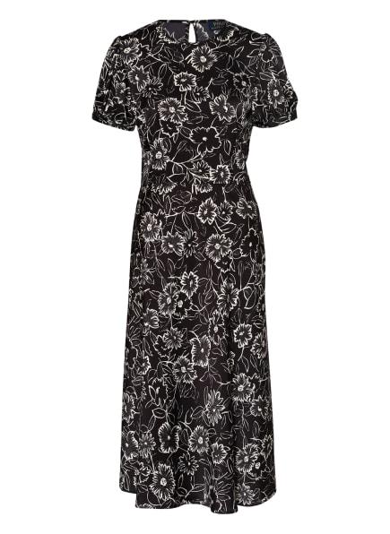 POLO RALPH LAUREN Kleid, Farbe: SCHWARZ/ WEISS (Bild 1)