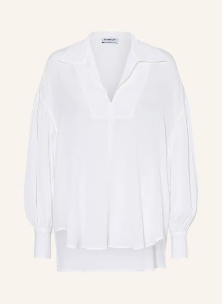Dondup Oversized-Blusenshirt, Farbe: WEISS (Bild 1)