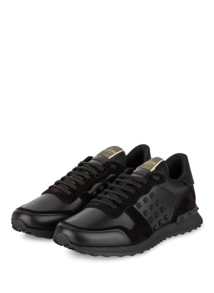 VALENTINO GARAVANI Sneaker ROCKSTUD UNTITLED, Farbe: SCHWARZ (Bild 1)