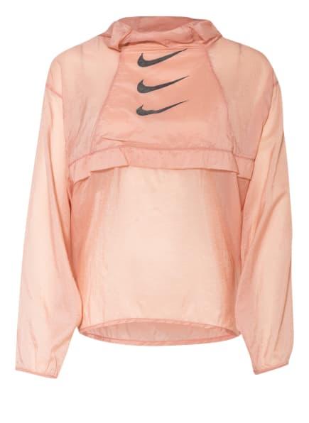 Nike Laufjacke RUN DIVISION , Farbe: ROSÉ (Bild 1)