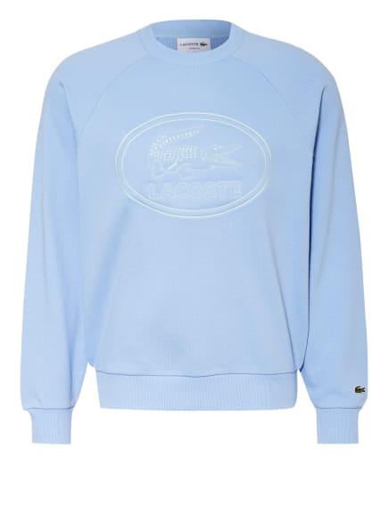 LACOSTE Sweatshirt, Farbe: HELLBLAU (Bild 1)