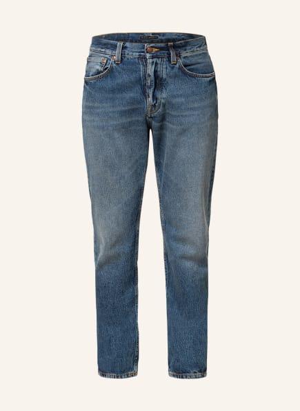 Nudie Jeans Jeans STEADY EDDIE Regular Fit, Farbe: Mali Bloom (Bild 1)