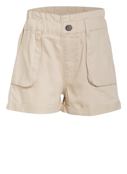 name it Paperbag-Shorts, Farbe: BEIGE (Bild 1)