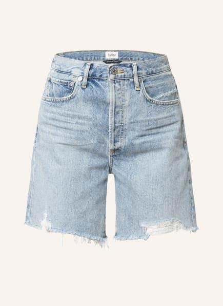 CITIZENS of HUMANITY Jeans-Shorts CAMILLA, Farbe: SUMMER SHOWER LIGHT VINTAGE INDIGO (Bild 1)