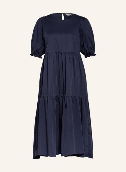 Mrs & HUGS Kleid, Farbe: DUNKELBLAU (Bild 1)