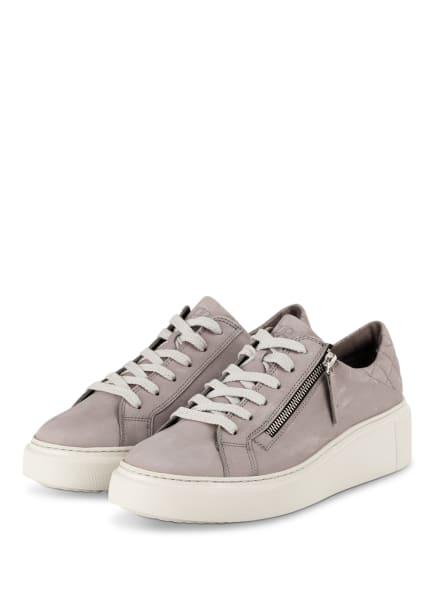 paul green Plateau-Sneaker, Farbe: GRAU (Bild 1)