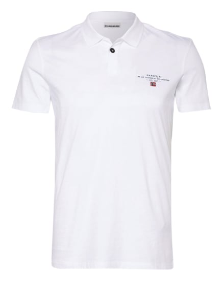NAPAPIJRI Poloshirt ELLI 1, Farbe: WEISS (Bild 1)