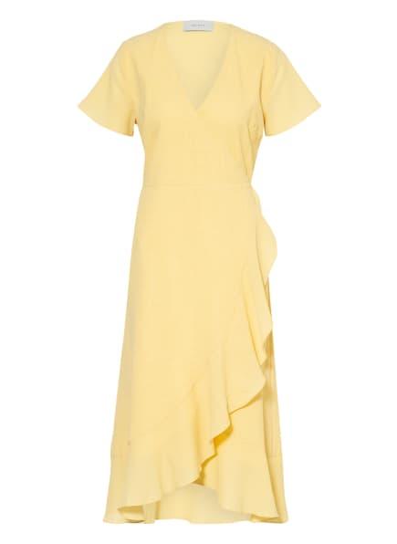 NEO NOIR Wickelkleid MAGGA, Farbe: GELB (Bild 1)