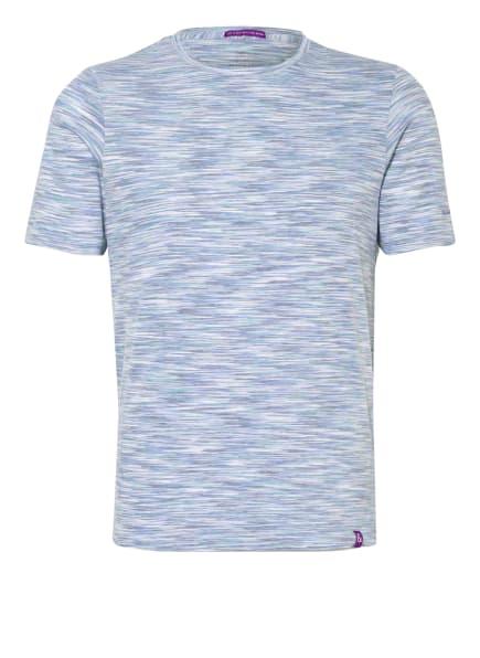 COLOURS & SONS T-Shirt, Farbe: HELLBLAU/ BLAU/ WEISS (Bild 1)