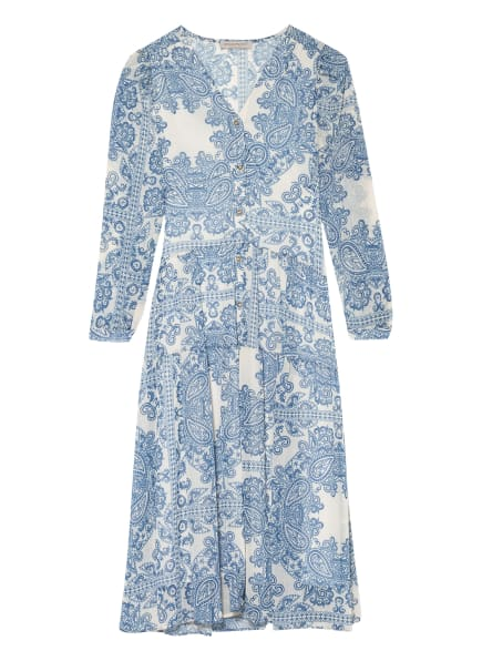 RINASCIMENTO Kleid, Farbe: WEISS/ BLAU (Bild 1)