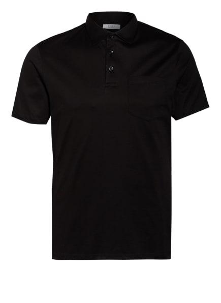 REISS Jersey-Poloshirt ELLIOT Regular Fit, Farbe: SCHWARZ (Bild 1)