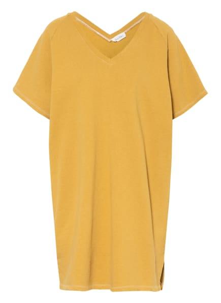 American Vintage Sweatkleid, Farbe: DUNKELGELB (Bild 1)