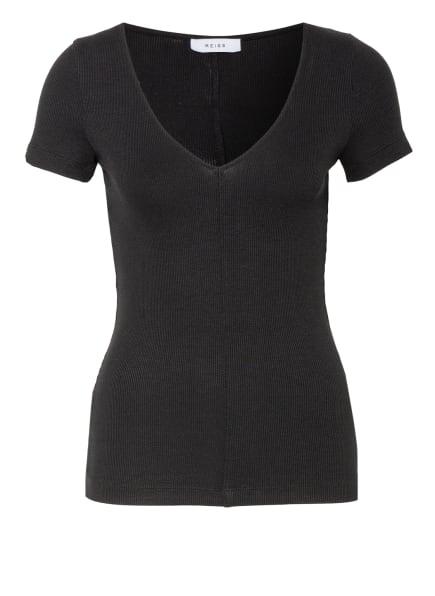 REISS T-Shirt MAGGIE, Farbe: SCHWARZ (Bild 1)