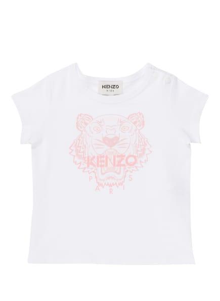 KENZO T-Shirt, Farbe: WEISS/ ROSA (Bild 1)