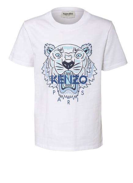 KENZO T-Shirt TIGER, Farbe: WEISS (Bild 1)