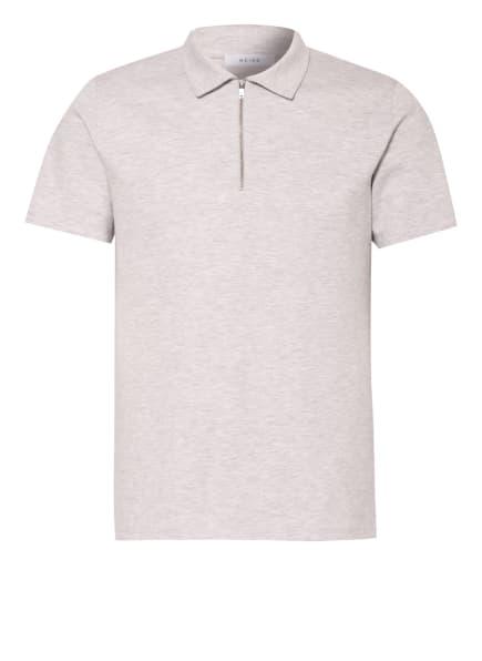 REISS Poloshirt PERRY Regular Fit, Farbe: HELLGRAU (Bild 1)