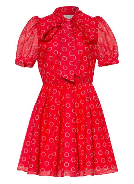 TED BAKER Kleid DOTTYY, Farbe: ROT (Bild 1)