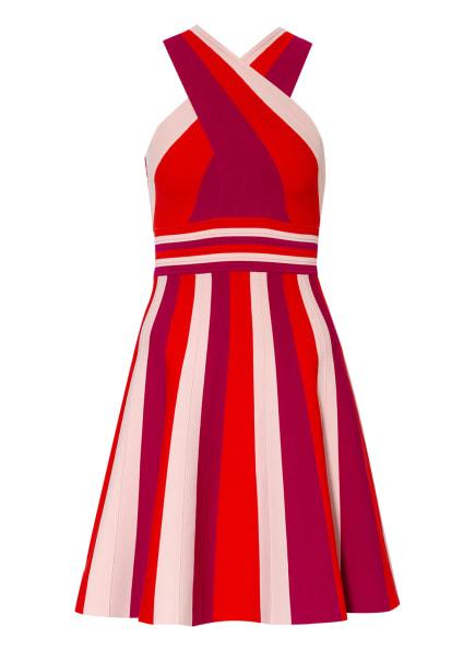 TED BAKER Strickkleid HADLIY, Farbe: ROT/ HELLROSA/ FUCHSIA (Bild 1)
