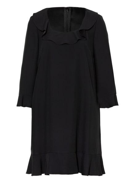 RED VALENTINO Kleid mit 3/4-Arm, Farbe: SCHWARZ (Bild 1)