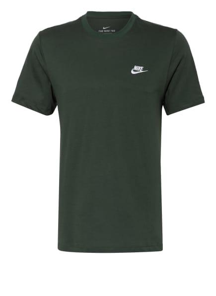 Nike T-Shirt , Farbe: GRÜN (Bild 1)