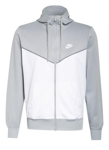Nike Trainingsjacke SPORTSWEAR, Farbe: GRAU/ HELLGRAU (Bild 1)