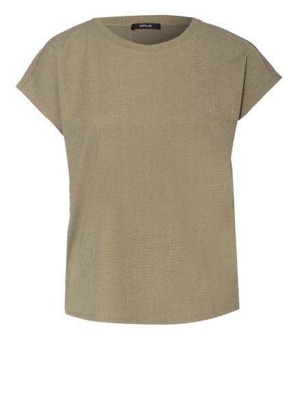 OPUS T-Shirt SELUM, Farbe: OLIV (Bild 1)