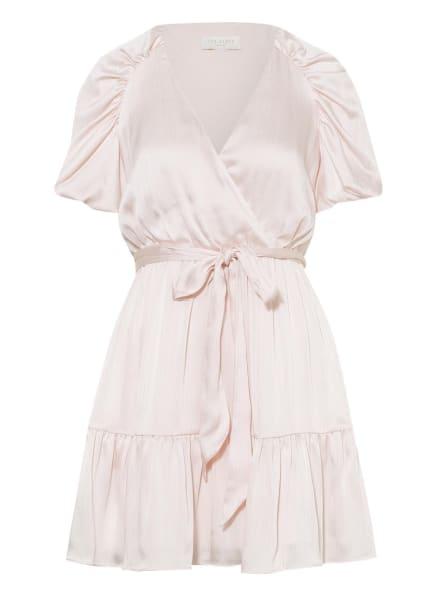 TED BAKER Kleid LOUEESE in Wickeloptik, Farbe: HELLROSA (Bild 1)